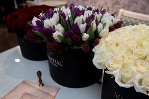 Заказать тюльпаны через интернет недорого с
