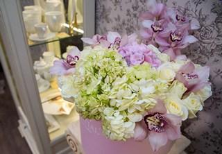 Орхидеи в коробке_фото 2