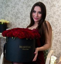 Розы в коробке_фото 2